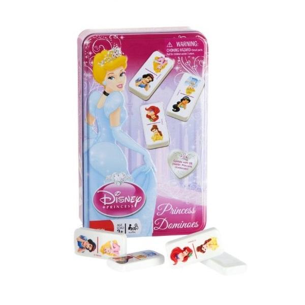 Spin Master 6033089 Настольная игра Домино Disney Принцессы настольная игра домино стеллар мультфильмы 10