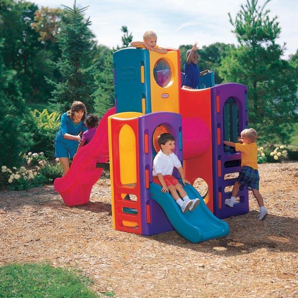 Little Tikes 4370_55 Литл Тайкс Игровой комплекс Горки