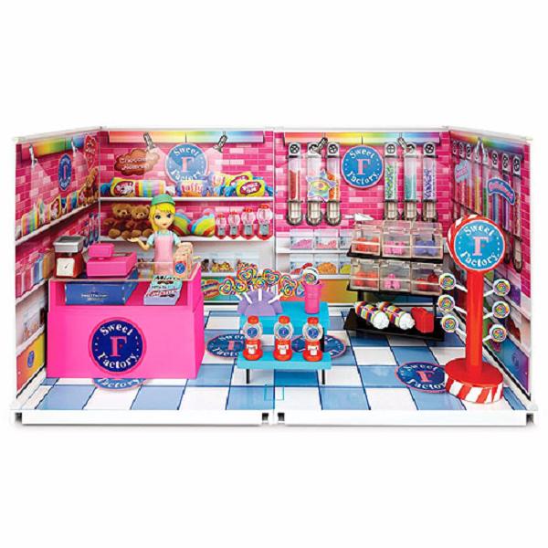 miWorld 76673 Миволд Большой магазин сладостей