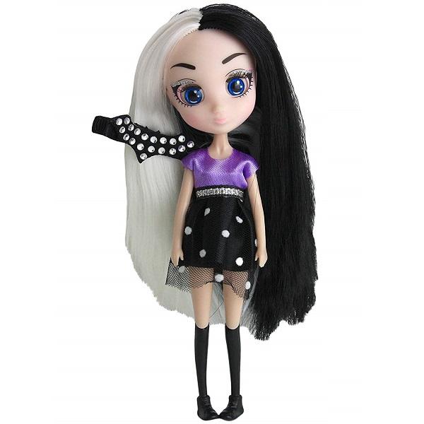 Shibajuku Girls HUN6877 Кукла Йоко 2, 15 см кукла shibajuku girls йоко 15 см