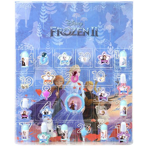 Фото - Markwins 1599014E Frozen Набор детской декоративной косметики Новогодний календарь 24 подарка markwins 9607351 frozen набор детской декоративной косметики в дорожном чемодане