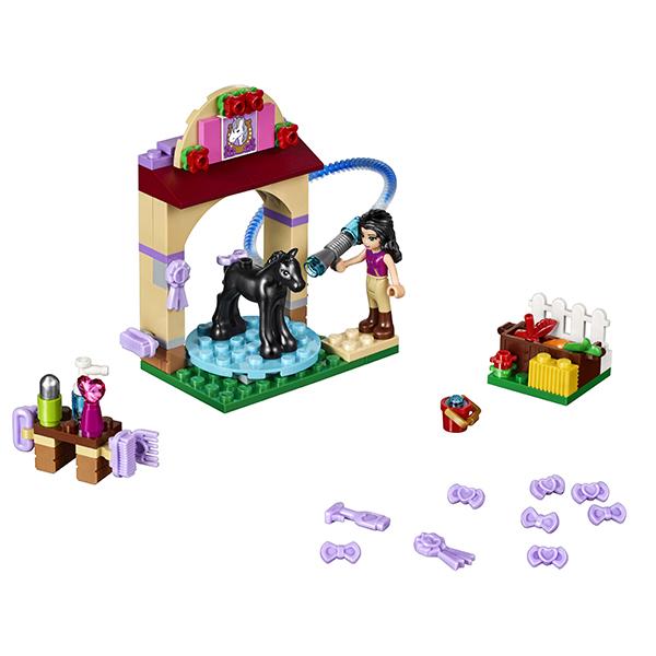 Lego Friends 41123 Конструктор Салон для жеребят