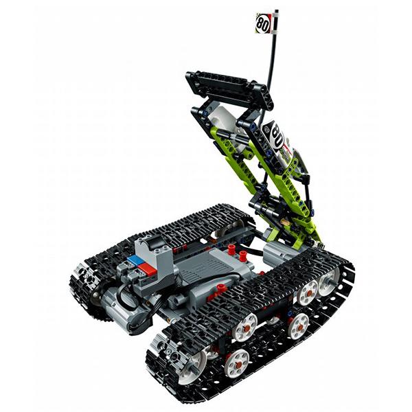 Lego Technic 42065 Конструктор Лего Техник Скоростной вездеход с дистанционным управлением
