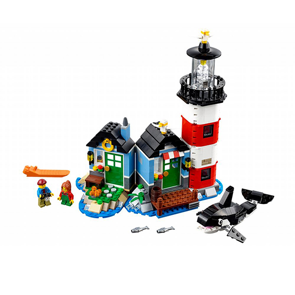 Конструктор Lego Creator 31051 Конструктор Маяк