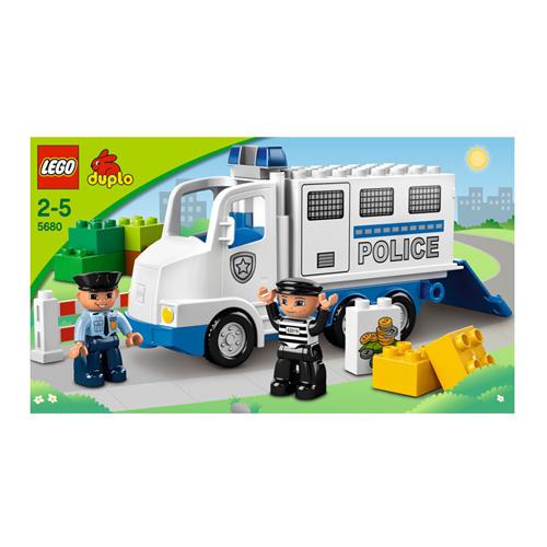 Lego Duplo 5680 Конструктор Полицейский грузовик