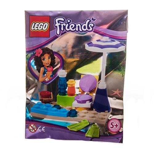 Конструктор Lego Friends 561408 Лего Подружки Пляжный набор