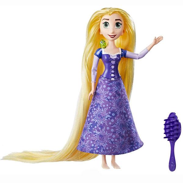 Hasbro Disney Princess C1752 Рапунцель Поющая кукла hasbro disney princess c1752 рапунцель поющая кукла
