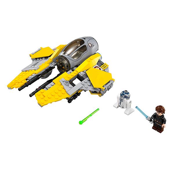 Lego Star Wars 75038 Конструктор Лего Звездные войны Перехватчик Джедаев