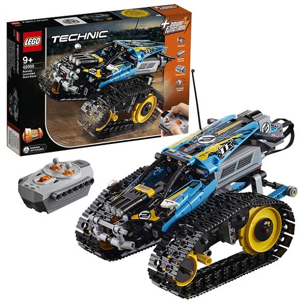 LEGO Technic 42095 Конструктор ЛЕГО Техник Скоростной вездеход с ДУ цены онлайн