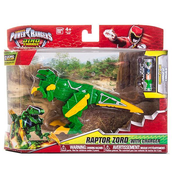 Power Rangers Dino Charge 42100 Пауэр Рейнджерс Дино Зорд DX (в ассортименте)