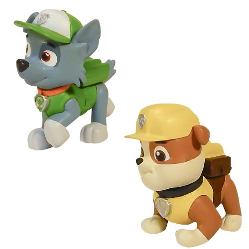 Paw Patrol 16612 Щенячий патруль Маленькая фигурка щенка (в ассортименте)