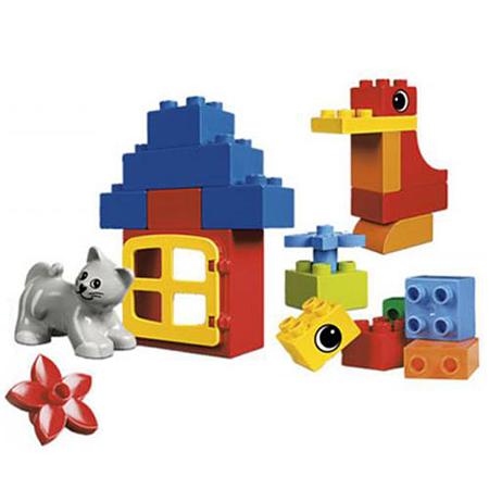 Лего Дупло 5416 Конструктор Коробка с кубиками