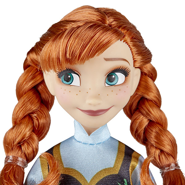 Hasbro Disney Princess B5161/E0316 Кукла Холодное Сердце Анна