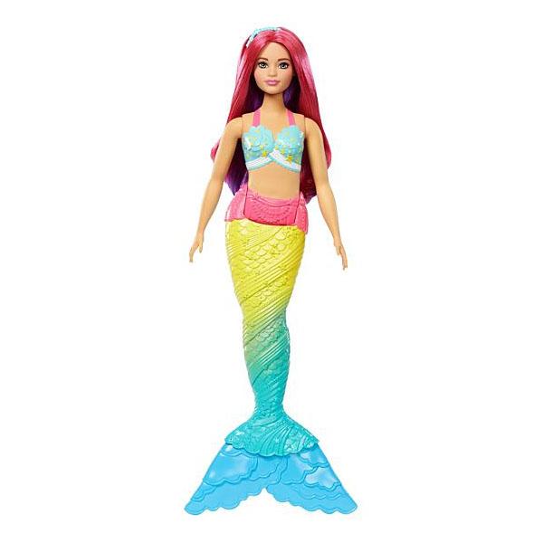 Mattel Barbie FJC93 Барби Волшебные русалочки mattel barbie dvm99 барби маленькие русалочки с пузырьками модная