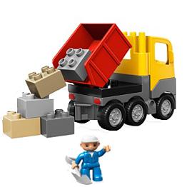 Лего Дупло 5653 Конструктор Каменоломня