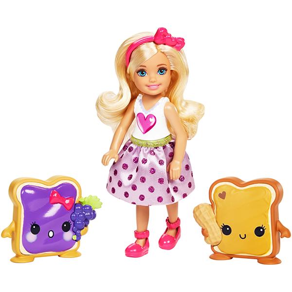 Mattel Barbie FDJ10 Барби Челси и друзья mattel barbie dmb27 барби сестра barbie с питомцем