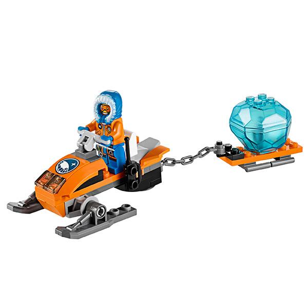 Lego City 60032 Конструктор Лего Город Арктический снегоход