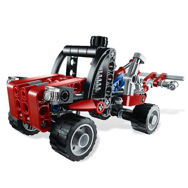 Lego Technic 8065 Конструктор Мини-погрузчик