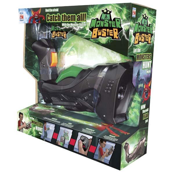 Johnny the Skull 1060 Тир проекционный Бластер для охоты на монстров