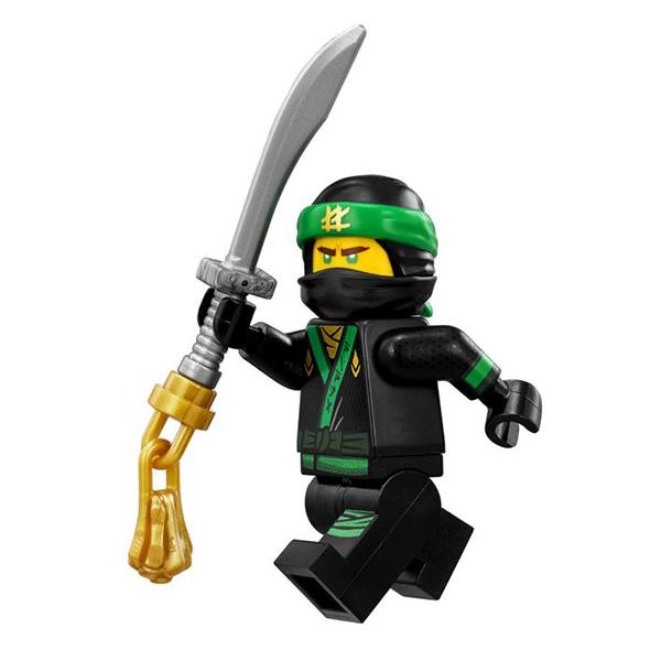 лего ниндзя го зеленый ниндзя фото