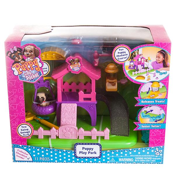 Puppy In My Pocket 48565 Игровая площадка для щенков