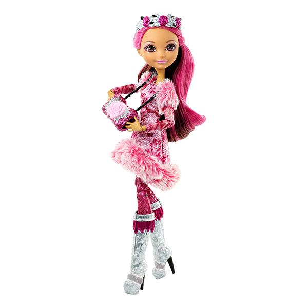 """Mattel Ever After High DKR65_9 Кукла """"Заколдованная зима"""" Брайер Бьюти"""