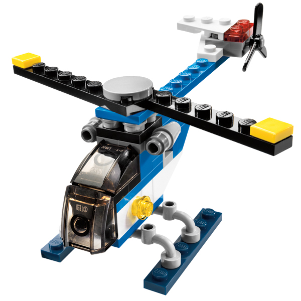 Конструктор Lego Creator 5864 Конструктор Мини вертолёт
