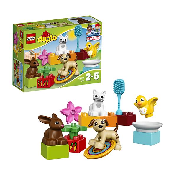 Lego Duplo 10838 Конструктор Лего Дупло Домашние животные