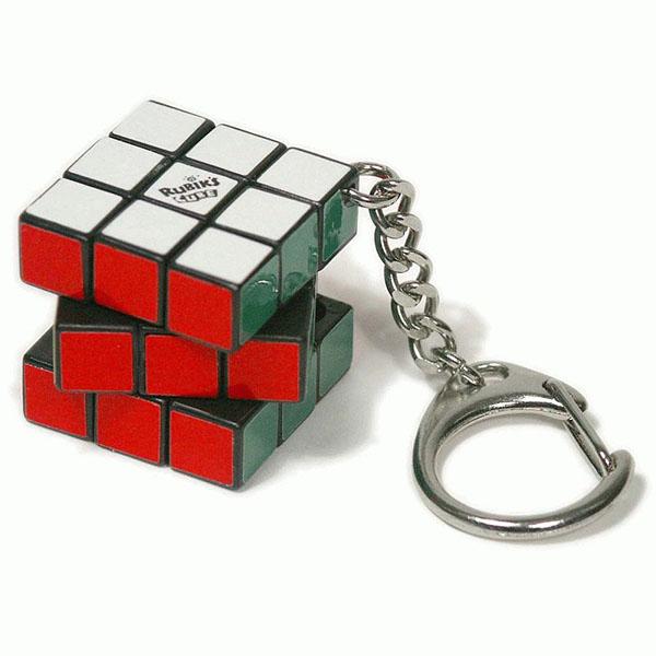 Rubiks KP1233 Брелок Мини-Кубик Рубика 3х3 игра головоломка rubiks кубик рубика 2х2