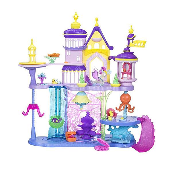Hasbro My Little Pony C1057 Май Литл Пони Игровой набор Волшебный Замок игровой набор hasbro my little pony мерцание волшебный замок