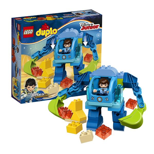 Lego Duplo 10825 Лего Дупло Экзокостюм Майлза lego duplo конструктор веселые каникулы