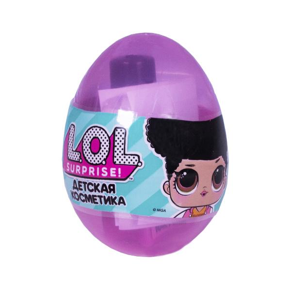 Corpa LOL5106 Детская декоративная косметика LOL в маленьком яйце (дисплей) профессиональная косметика скин докторс цена