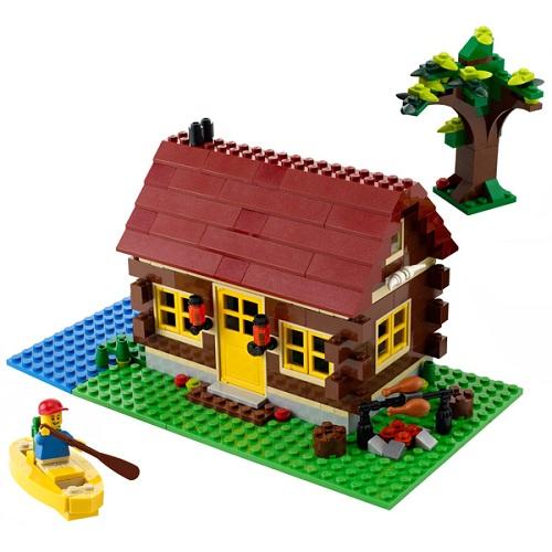 Конструктор Lego Creator 5766 Конструктор Летний домик