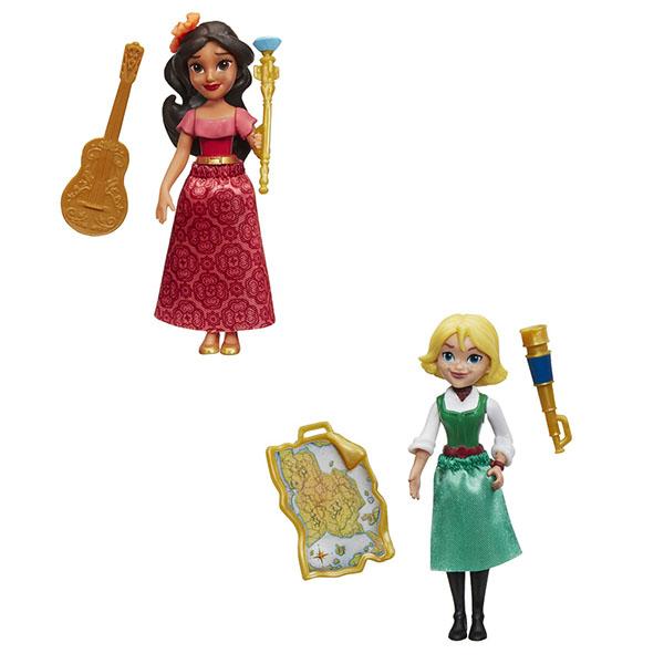 Hasbro Disney Princess C0380 Маленькие куклы Елена - принцесса Авалора (в ассортименте) hasbro play doh игровой набор из 3 цветов цвета в ассортименте с 2 лет
