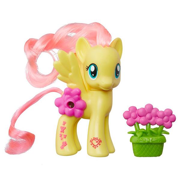 Hasbro My Little Pony B5361 Май Литл Пони Пони с волшебными картинками (в ассортименте) hasbro my little pony b5361 пони с волшебными картинками флаттершайн