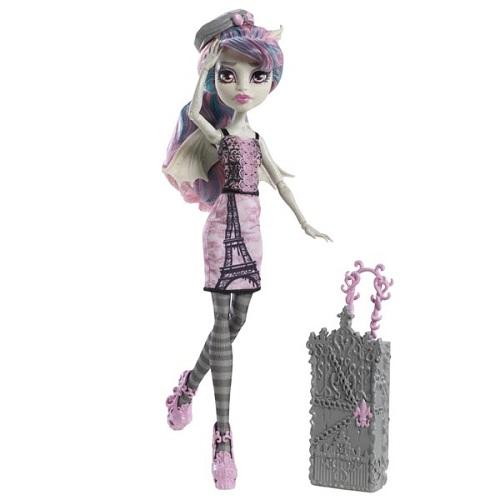 Monster High 7679Y/1114706 Школа Монстров Кукла Монстр Хай Путешествие в ассортименте