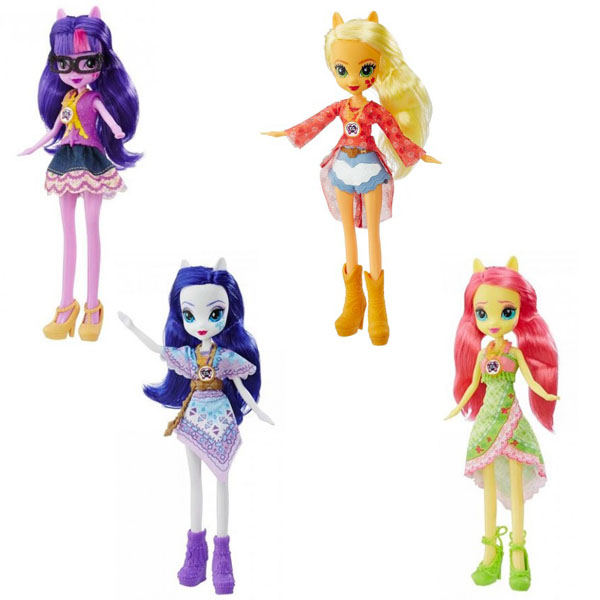 Hasbro My Little Pony B6476 Equestria Girls Кукла Легенда Вечнозеленого леса (в ассортименте) игровой набор hasbro my little pony equestria girls рок концерт