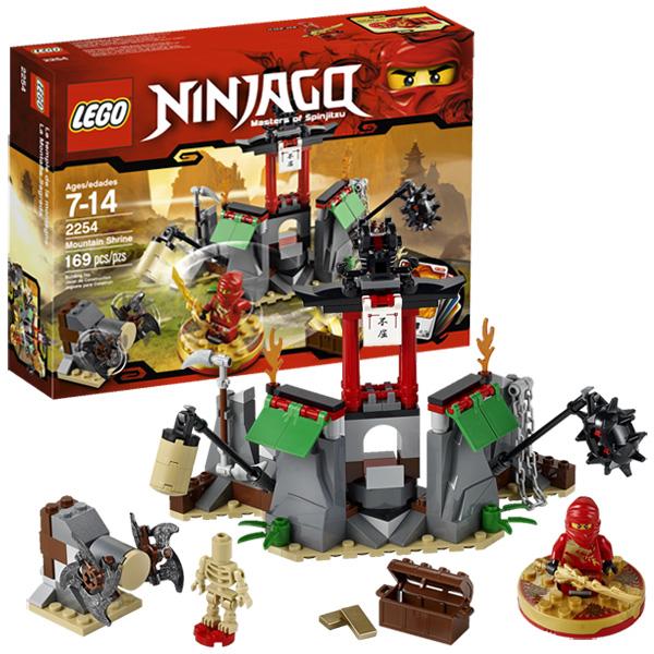 Lego Ninjago 2254 Конструктор Лего Ниндзяго Горный склеп