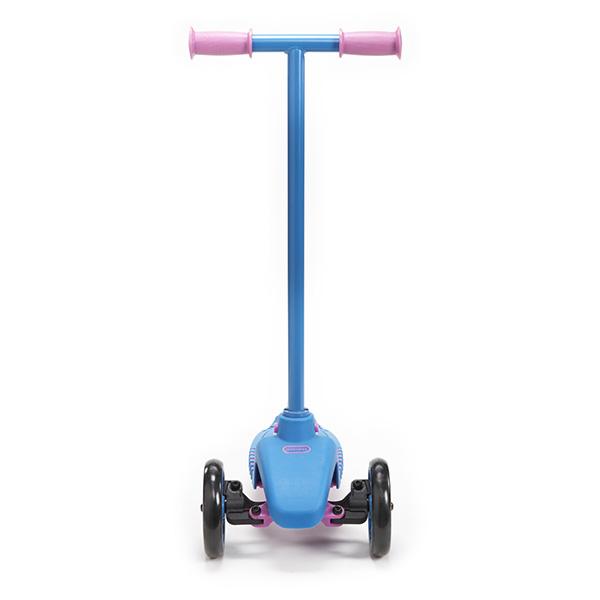 Little Tikes 640100 Литл Тайкс Самокат, розово-голубой