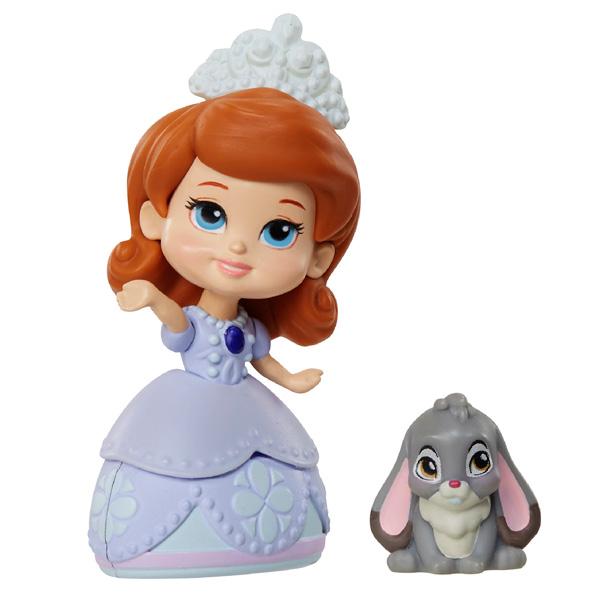 Disney Princess 011500 Принцессы Дисней Персонаж сериала София Прекрасная 7,5 см (в ассортименте) disney princess 011500 принцессы дисней персонаж сериала софия прекрасная 7 5 см в ассортименте
