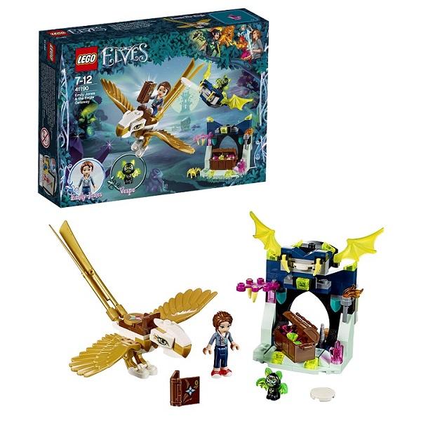 Lego Elves 41190 Констрктор Лего Эльфы Побег Эмили на