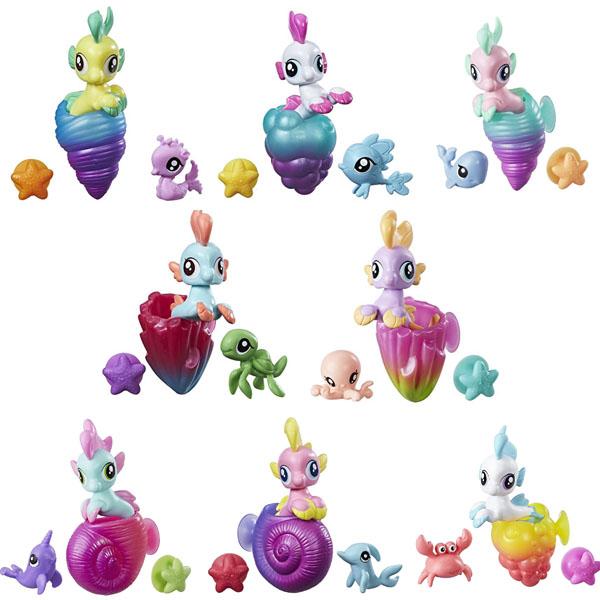 """Hasbro My Little Pony C0719 Май Литл Пони """"Мерцание"""" пони-подружки пони подружки my little pony мерцание в ассортименте"""