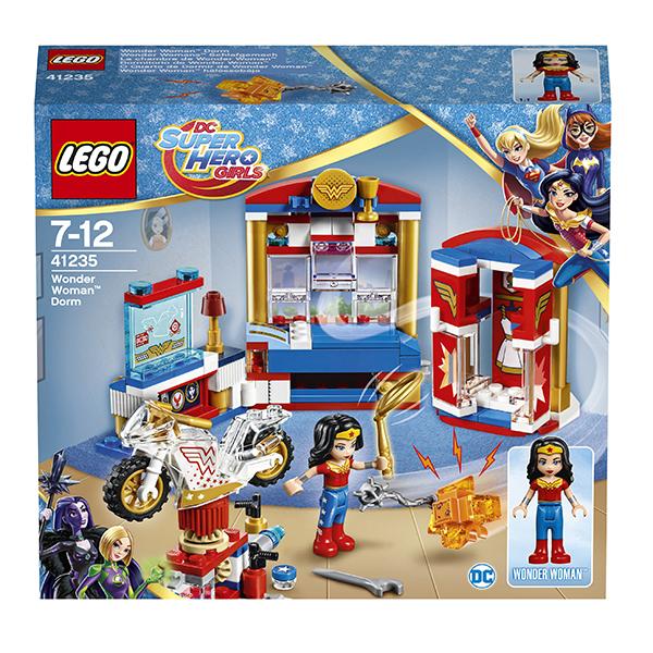 Lego Super Hero Girls 41235 Конструктор Лего Супергёрлз Дом Чудо-женщины