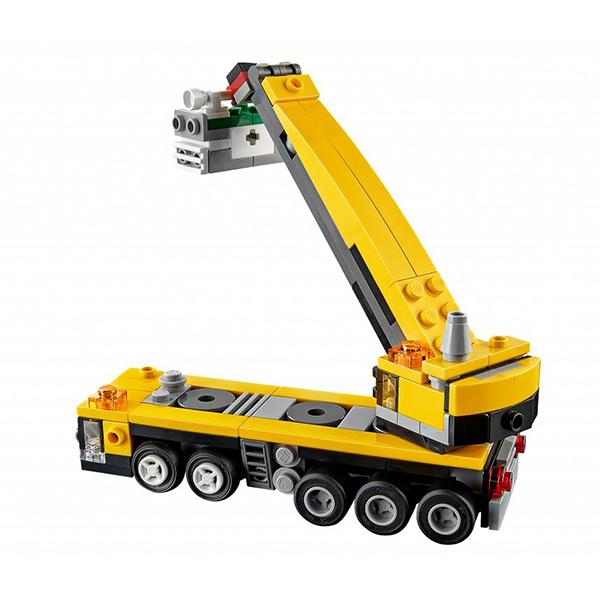 Lego Creator 31060 Конструктор Лего Криэйтор Пилотажная группа