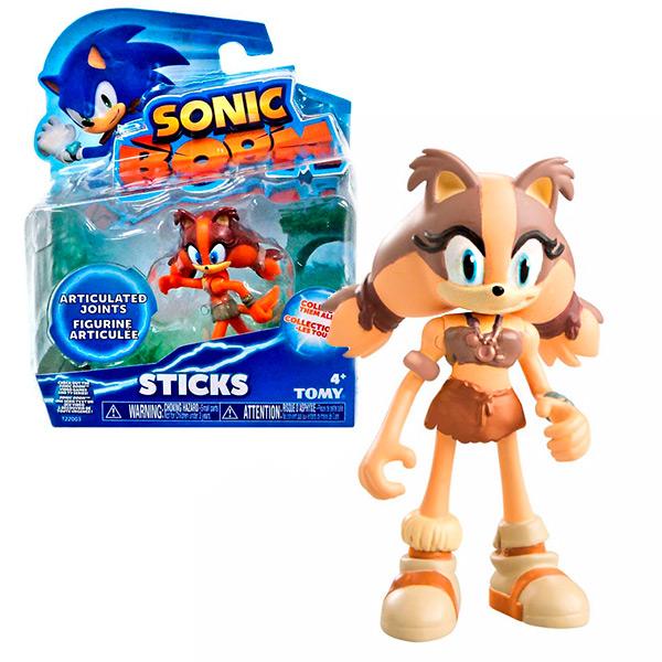 Sonic Boom T22003 Соник Бум Фигурка Стикс 7,5 см