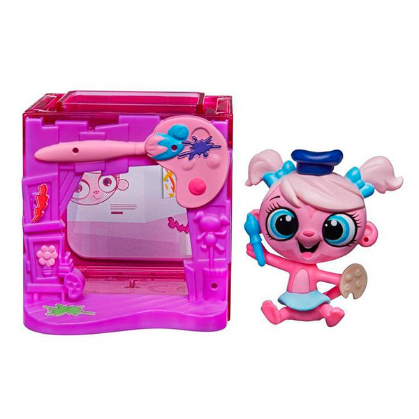 Hasbro Littlest Pet Shop B0112 Литлс Пет Шоп Мини Минка