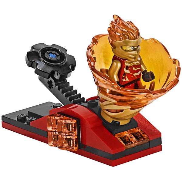 LEGO Ninjago 70684 Конструктор ЛЕГО Ниндзяго Бой мастеров кружитцу - Кай против Самурая