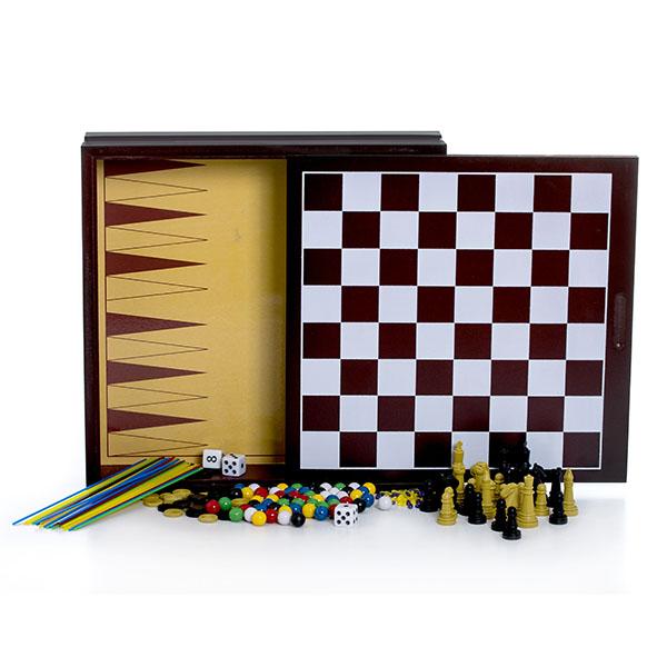 Spin Master 6033153 Семейный набор из 10 настольных игр аксессуар для настольных игр кубик смайл