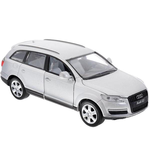 Welly 43706 модель машины 1:34-39 Audi Q7 комплект электрики westfalia audi q7 2006 305500300113