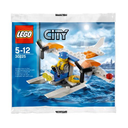 LEGO City 30225 Конструктор ЛЕГО Город Гидроплан